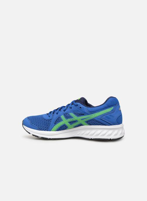 Chaussures de sport Asics Jolt 2 GS Bleu vue face