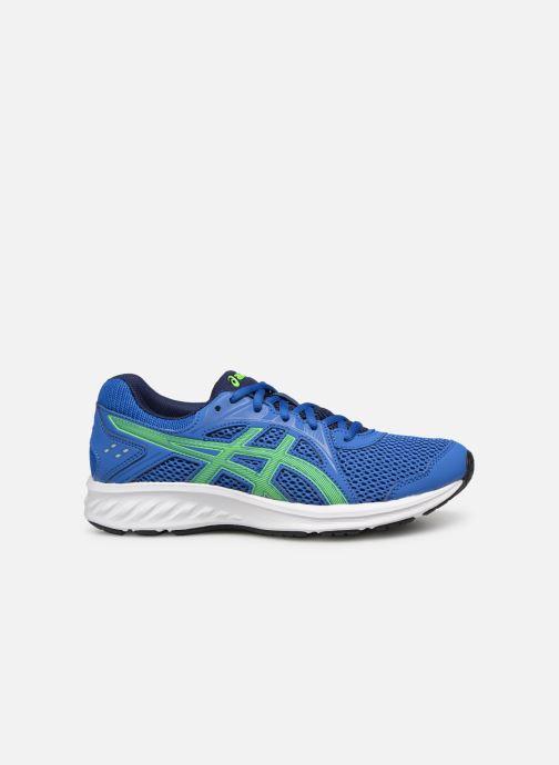 Chaussures de sport Asics Jolt 2 GS Bleu vue derrière