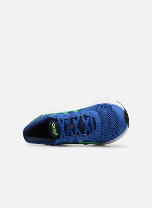 Chaussures de sport Asics Jolt 2 GS Bleu vue gauche