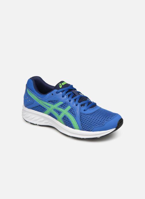 Sportschoenen Asics Jolt 2 GS Blauw detail