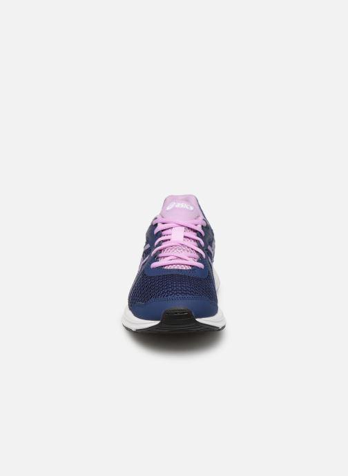 Chaussures de sport Asics Jolt 2 GS Violet vue portées chaussures