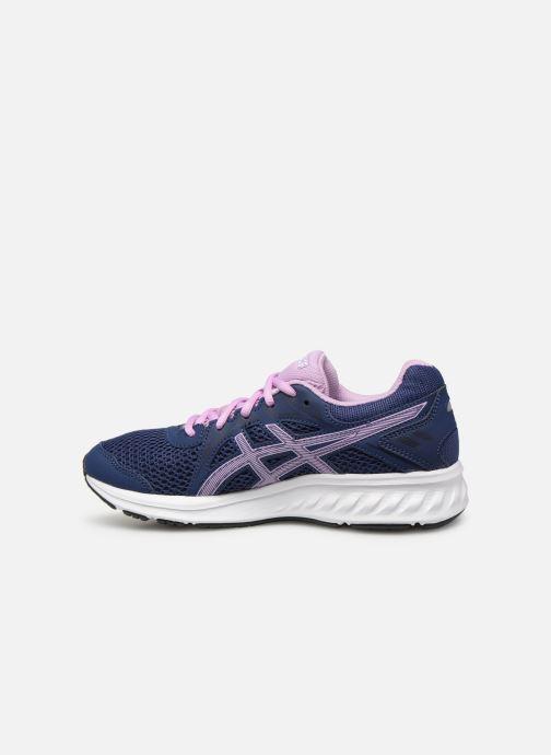 Chaussures de sport Asics Jolt 2 GS Violet vue face
