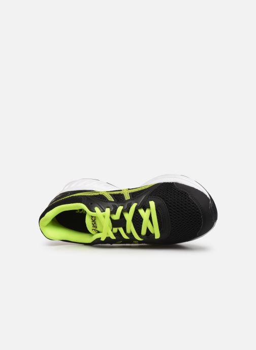 Chaussures de sport Asics Jolt 2 GS Noir vue gauche