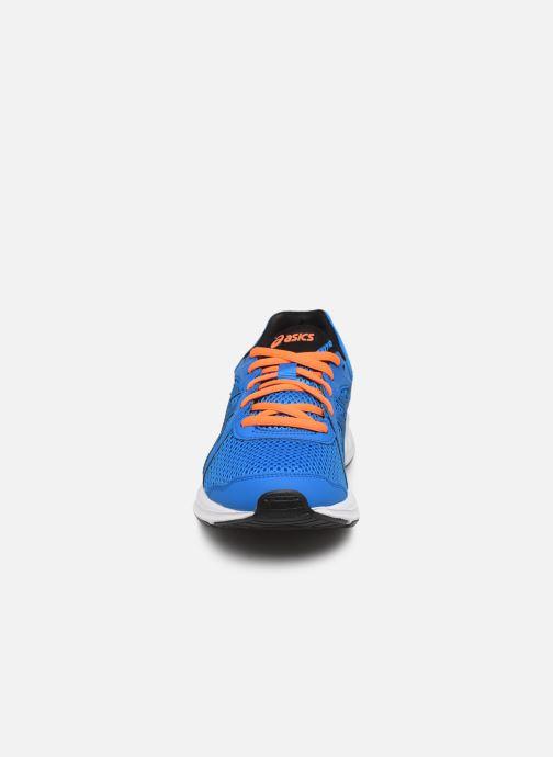 Sport shoes Asics Jolt 2 GS Blue model view