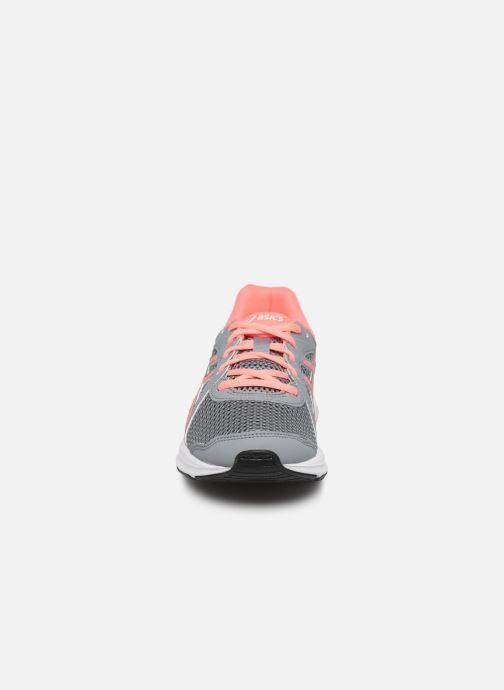 Sportschuhe Asics Jolt 2 GS grau schuhe getragen