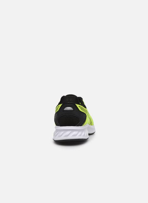 Chaussures de sport Asics Jolt 2 GS Jaune vue droite