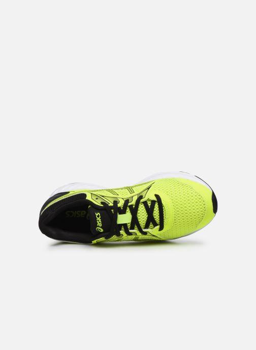 Chaussures de sport Asics Jolt 2 GS Jaune vue gauche