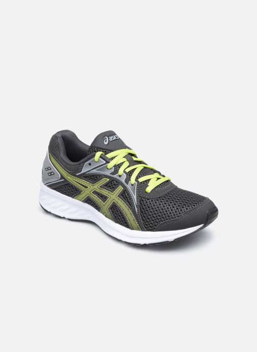 Chaussures de sport Asics Jolt 2 GS Gris vue détail/paire