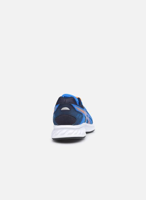 Sportschuhe Asics Jolt 2 GS blau ansicht von rechts