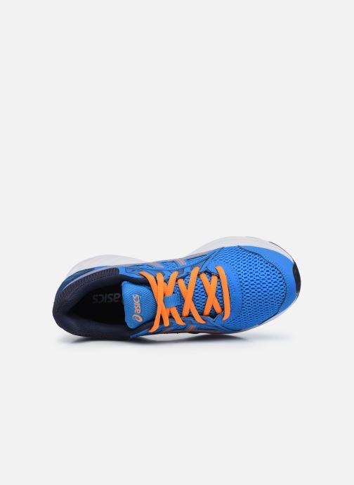 Sportschuhe Asics Jolt 2 GS blau ansicht von links
