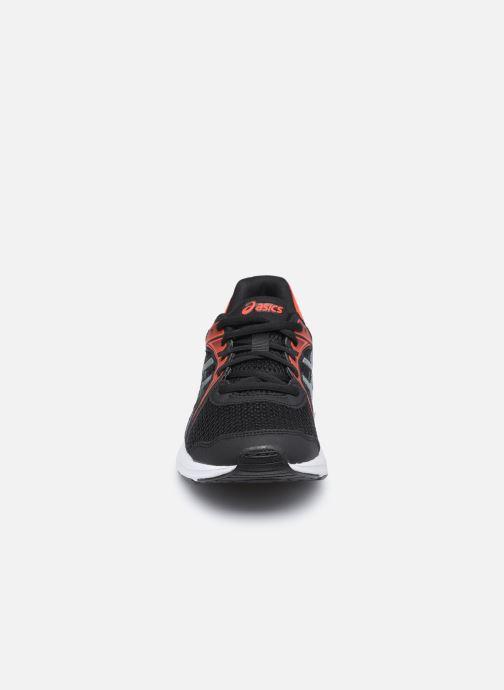 Sportschuhe Asics Jolt 2 GS schwarz schuhe getragen