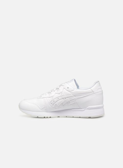 Baskets Asics Gel Lyte GS Blanc vue face