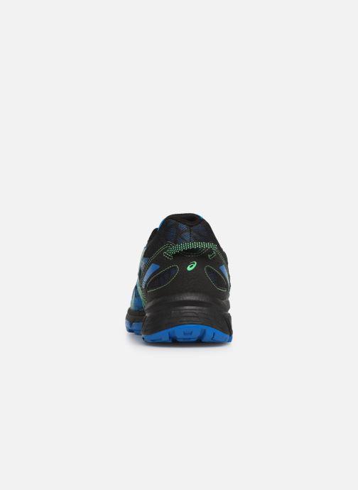Chaussures de sport Asics Venture 6 GS Bleu vue droite