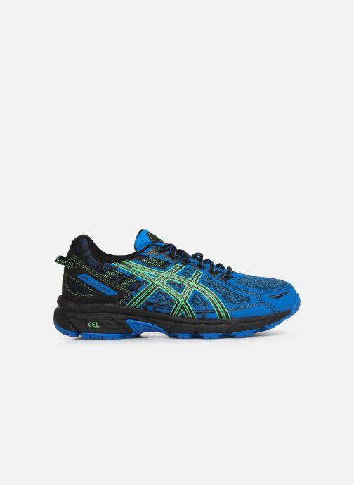 Chaussures de sport Asics Venture 6 GS Bleu vue derrière