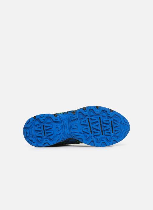 Chaussures de sport Asics Venture 6 GS Bleu vue haut