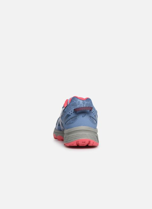 Chaussures de sport Asics Venture 6 GS Gris vue droite