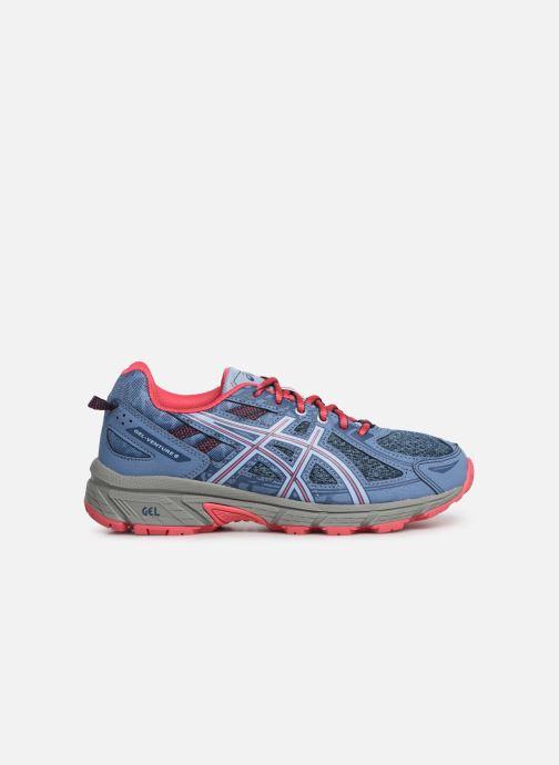 Chaussures de sport Asics Venture 6 GS Gris vue derrière