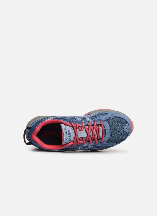 Chaussures de sport Asics Venture 6 GS Gris vue gauche