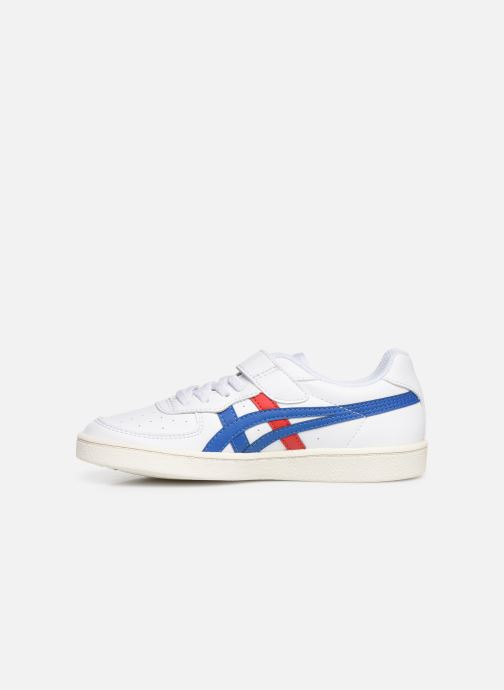Baskets Onitsuka Tiger GSM PS Blanc vue face