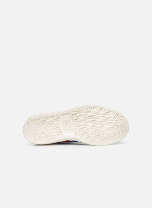 Baskets Onitsuka Tiger GSM PS Blanc vue haut
