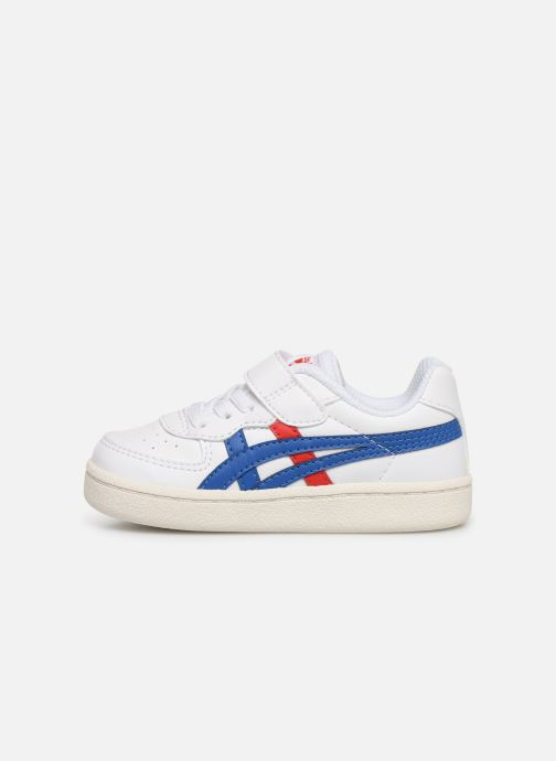 Sneakers Asics GSM TS Wit voorkant
