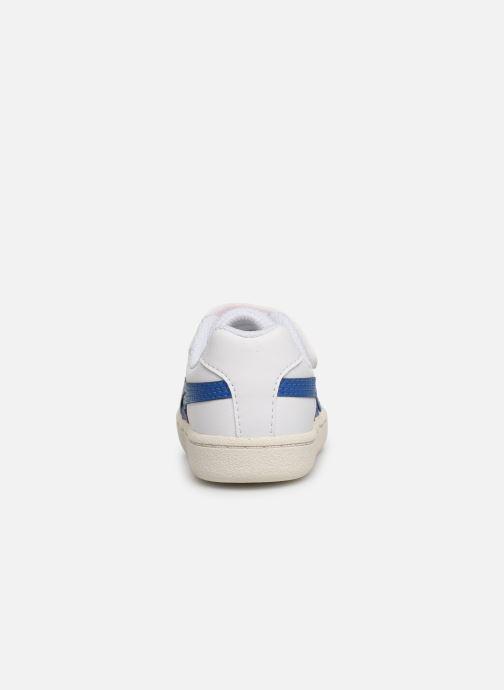 Baskets Onitsuka Tiger GSM TS Blanc vue droite