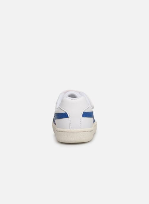 Sneakers Onitsuka Tiger GSM TS Bianco immagine destra