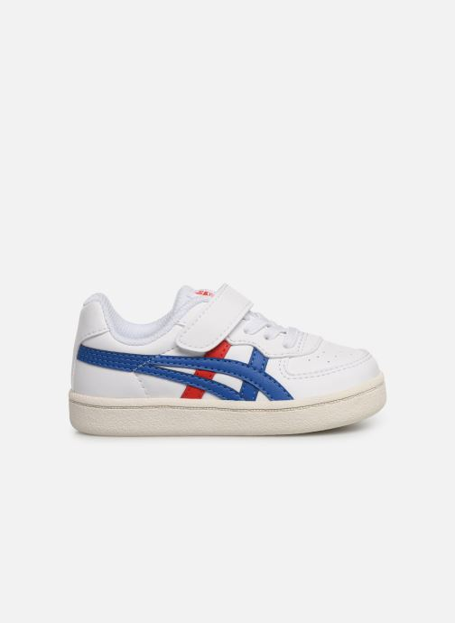 Sneakers Asics GSM TS Wit achterkant