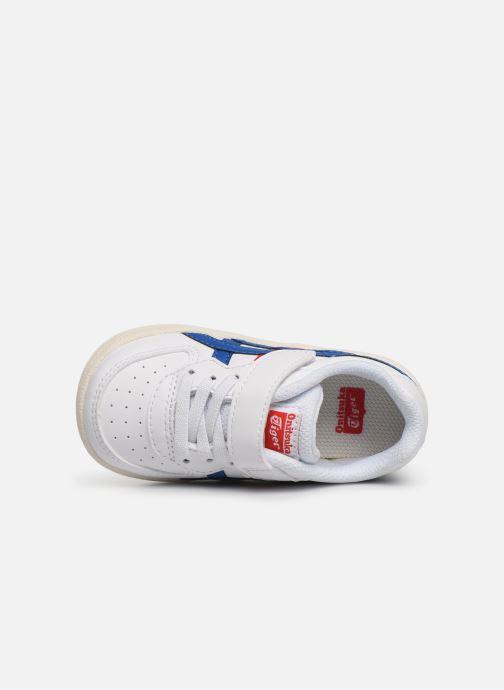 Sneaker Onitsuka Tiger GSM TS weiß ansicht von links