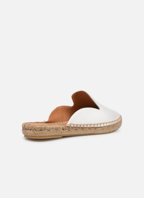 Espadrilles Made by SARENZA Pastel Affaire Espadrille #1 Wit voorkant