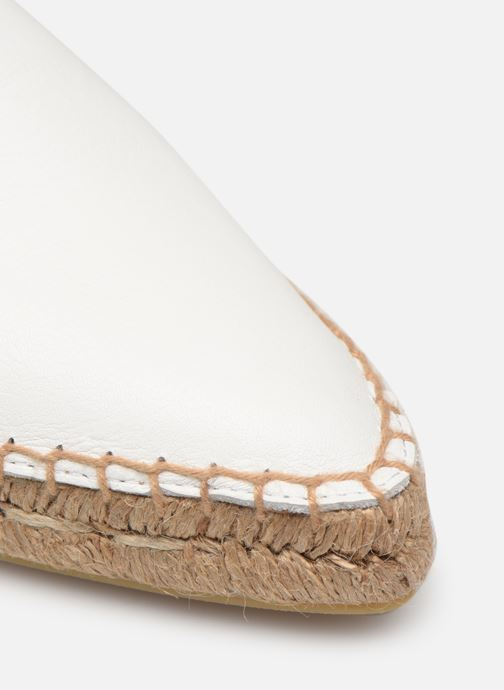 Espadrilles Made by SARENZA Pastel Affaire Espadrille #1 Wit links