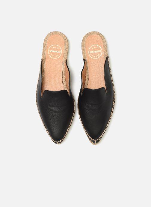 Espadrilles Made by SARENZA Pastel Affaire Espadrille #1 Noir vue portées chaussures