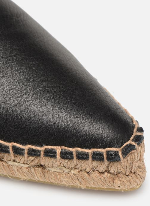Espadrilles Made by SARENZA Pastel Affaire Espadrille #1 Black view from the left