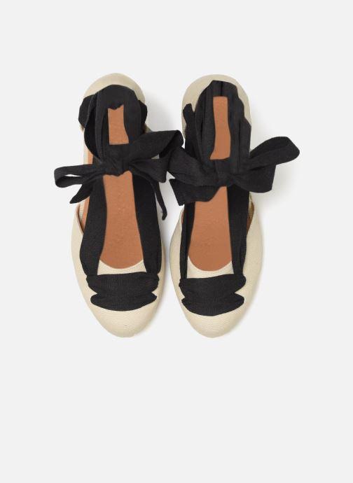 Espadrilles Made by SARENZA Urbafrican Espadrille #3 Beige vue portées chaussures