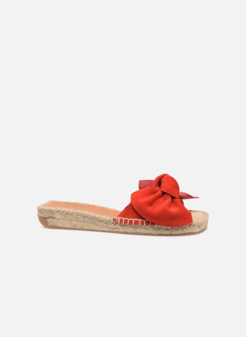Espadrilles Made by SARENZA Urbanfrican Espadrille #1 Rouge vue détail/paire