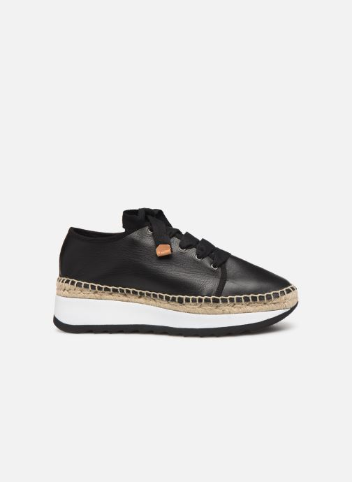 Trainers Made by SARENZA Urbanfrican basket #2 Black detailed view/ Pair view