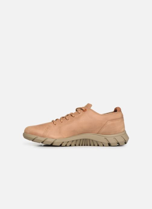 Trainers Caterpillar Rexes Beige front view