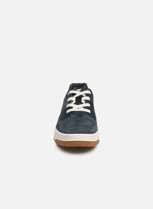 Baskets Caterpillar Rialto Bleu vue portées chaussures