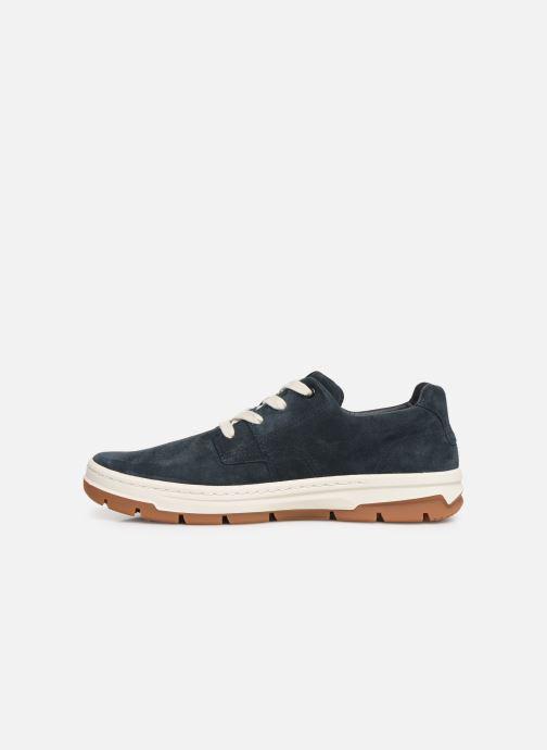 Sneakers Caterpillar Rialto Blauw voorkant