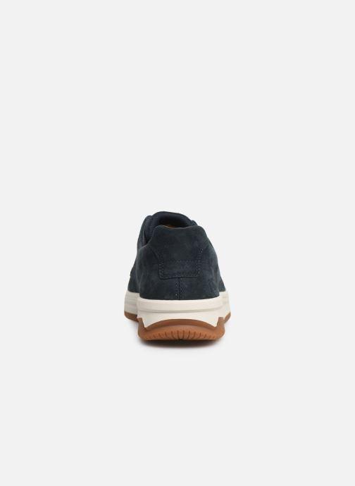 Sneakers Caterpillar Rialto Blauw rechts