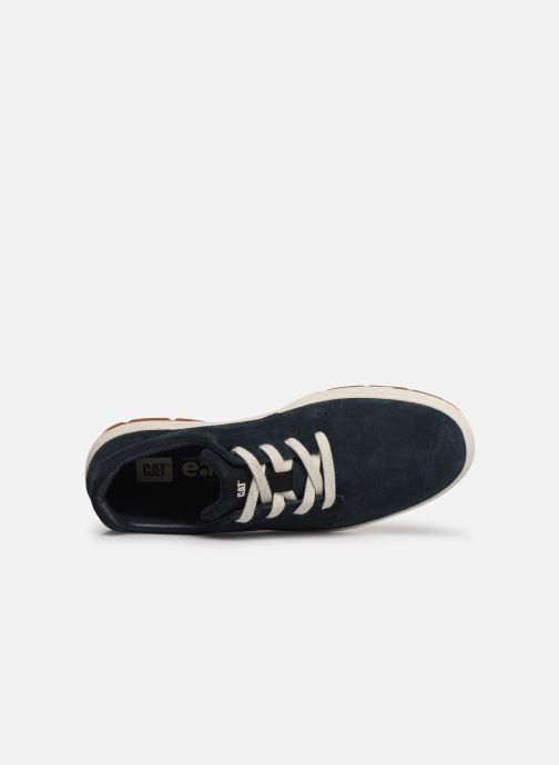 Sneakers Caterpillar Rialto Blauw links