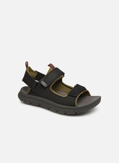 5bd59d534b3c Sandaler Caterpillar Sigent Sort detaljeret billede af skoene