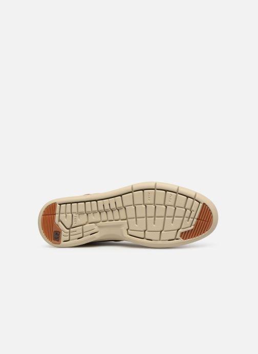 Sneakers Caterpillar Warrant Marrone immagine dall'alto