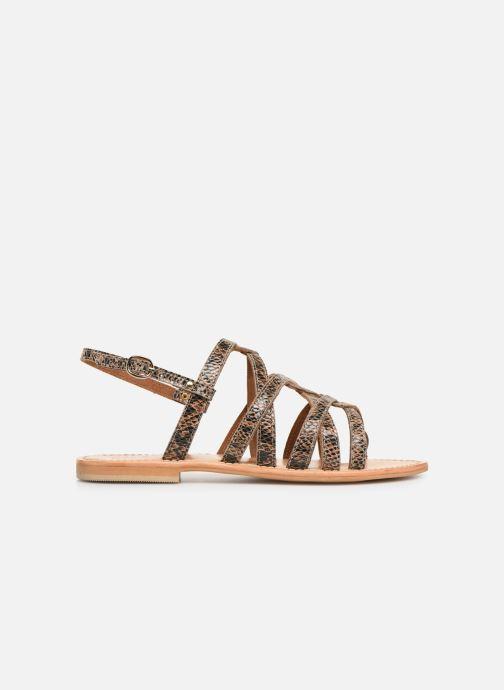 Sandali e scarpe aperte Georgia Rose Benilda Marrone immagine posteriore