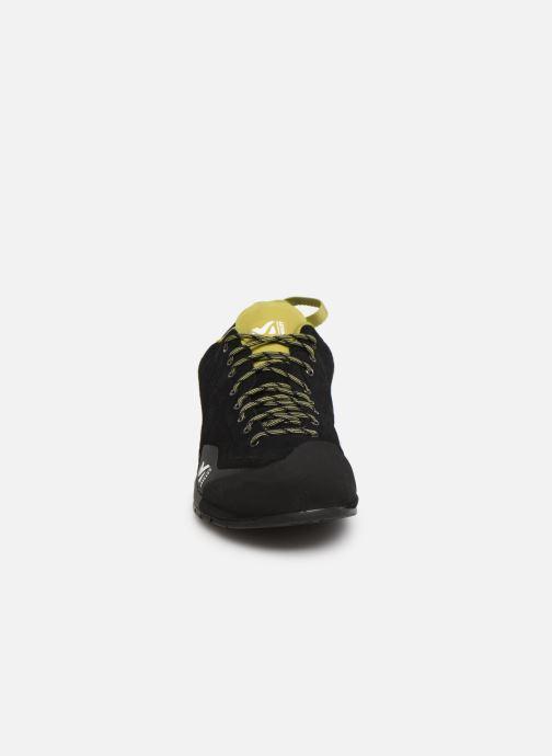 Chaussures de sport Millet Amuri Leather Noir vue portées chaussures