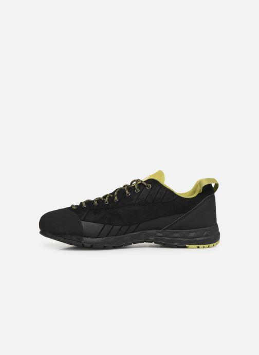 Chaussures de sport Millet Amuri Leather Noir vue face