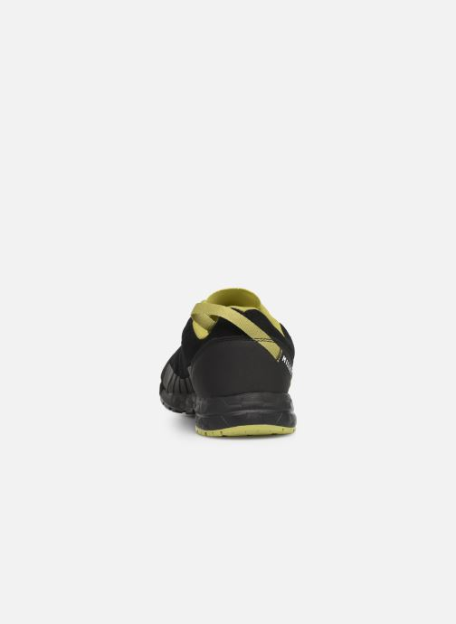 Zapatillas de deporte Millet Amuri Leather Negro vista lateral derecha