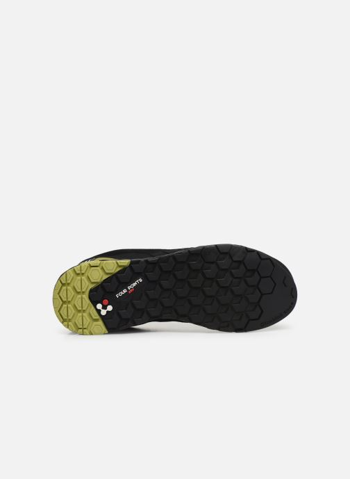 Chaussures de sport Millet Amuri Leather Noir vue haut