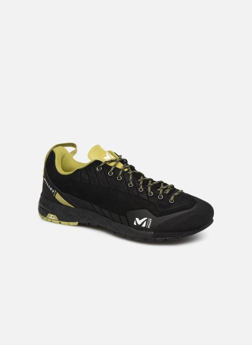 Chaussures de sport Millet Amuri Leather Noir vue détail/paire