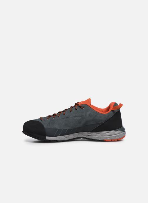 Chaussures de sport Millet Amuri Leather Gris vue face